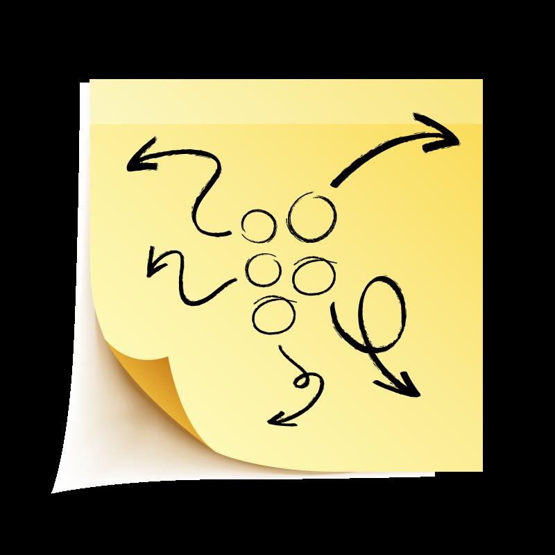 Première étape du design thinking : la réflexion