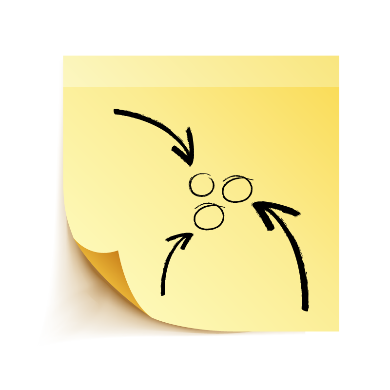 Troisième étape du design thinking : la sélection